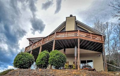 Photo for Eagles Nest: 3 BR / 2.5 BA  in Bryson City, Sleeps 6