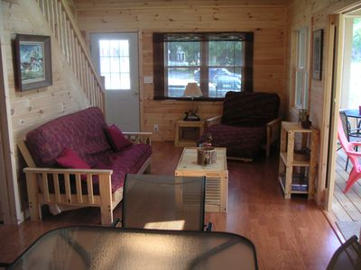 Photo for St. Lawrence River - Pike Lodge, right on the water!