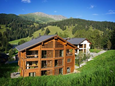 Photo for Apartment Turrabuel 7-Bett Deluxe in Parpan - 7 persons, 3 bedrooms