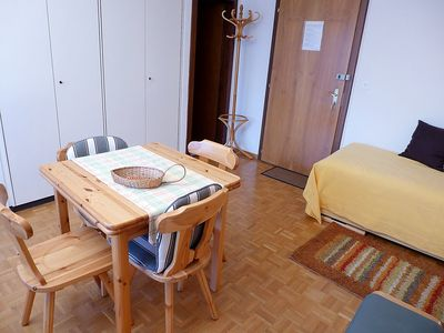 Photo for Apartment in the center of Randogne with Lift, Parking, Internet, Washing machine (49799)