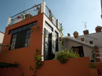 Photo for Perfectly located on Calle Chorro, one of San Miguel's most historic streets