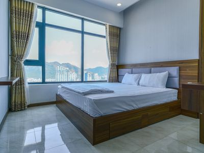 Photo for Nha Trang Beach Apartments 4 Guests 2Br, 2Bth 3526