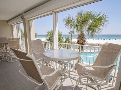 Photo for Fall Into A Vacation ~ Gulf Front ~ Bluewater 206 ~ Prickett Properties ~ Low Floor ~ Corner