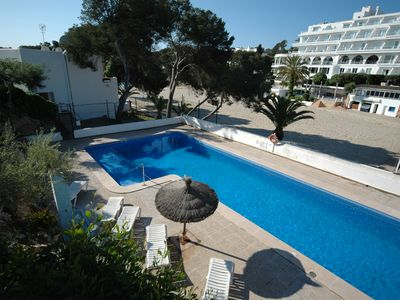 Photo for Bungalow on Cala d'Or beach