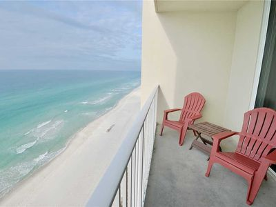 Photo for Tidewater 1711, 2 Bedrooms, Pool Access, Hot Tub, Walk to Beach, Sleeps 8