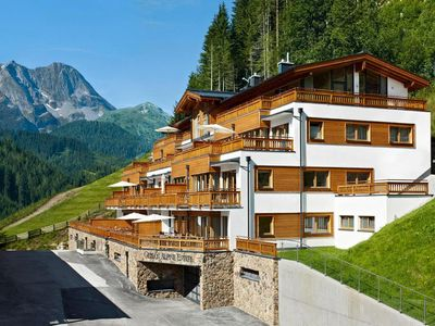 Photo for Apartments home Gerlos Alpine Estate, Gerlos  in Zillertal - 5 persons, 2 bedrooms