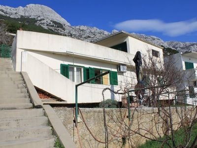 Photo for Apartment in Marušići (Omiš), capacity 2+2