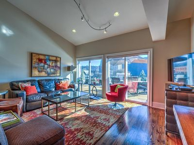 Photo for Premium loft in center of downtown, includes Biltmore and more! Stay in the Heart of Asheville!