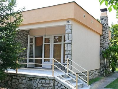 Photo for Vacation home Anikó 5 in Balatonmariafurdo - 4 persons, 2 bedrooms