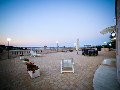 Photo for Apartment in Studio TRULLO MONTE CANNONE MONO short term rental