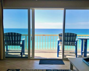 Photo for Gulf Coast Getaway ~ NOW OPEN 2020 + Beach Service ~ Best Views~ Easy Payments