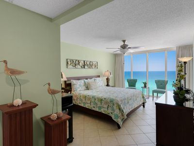 Photo for UPSCALE 2 BEDROOM CONDO! INCLUDES COMPLIMENTARY BEACH CHAIRS & WI-FI!