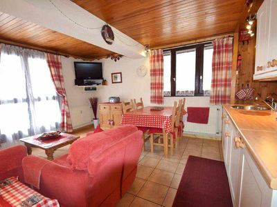 Photo for Ski In & Out Apartment Plagne Centre