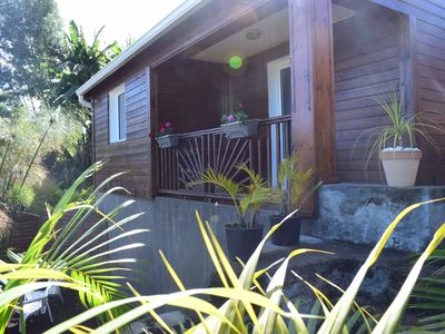 Photo for 2BR Chalet Vacation Rental in Le tampon
