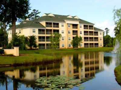 The family friendly resort is located near all of Myrtle Beach's attractions.