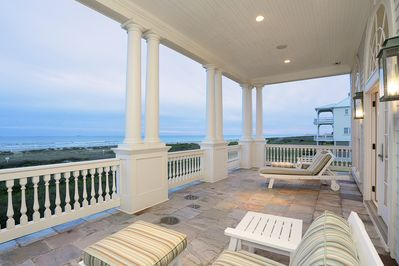 View from the Main Level Porch.