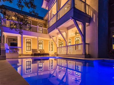 Photo for Executive Access Home! Private Pool! 2 Masters. Amazing Outdoor Space!