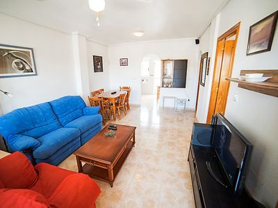 Photo for Apartment Montegolf in Orihuela Costa - 4 persons, 2 bedrooms