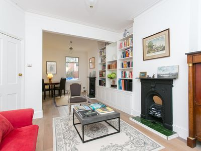 Photo for UP TO 20% OFF - Light and stylish 4 bed located in trendy West London (Veeve)