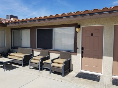 Photo for Condo # B  1 BR / 1 BTH in Miracle Hill area of Desert Hot Springs
