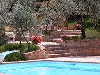 The property was exactly as described with fine views and an excellent pool.