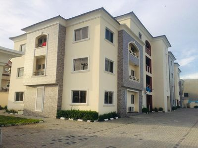 Photo for (Suite 1) 3 bedrooms serviced apartment in Victoria Island Lagos