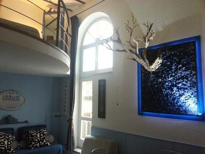Photo for DOMUS CIANCALEONI BLEU LOFT COLOSSEUM