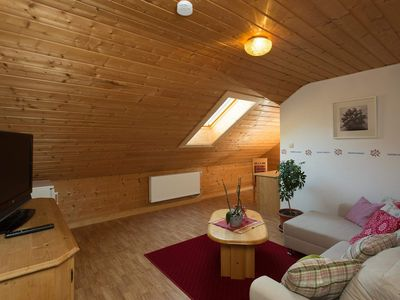 Photo for Double room (No. 4, from 7 nights) - Pension Zum Kirchenbauer