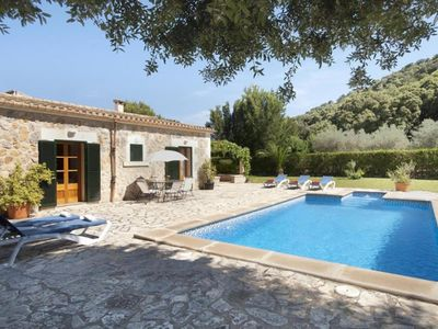 Photo for CAN TORRES BEAUTIFUL FAMILY VILLA WITH THE POOL