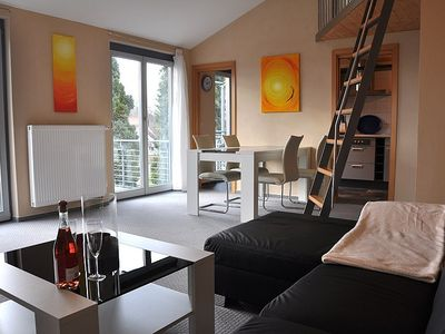 Photo for Modern 2 room holiday apartment in Oberuhldingen ****