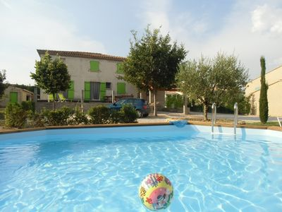 Photo for Villa in the heart of Provence, 5 people, ideal for family holidays