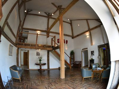 Photo for Vosges farmhouse, renovated with taste 5 *, great comfort / Pool / Sauna / Ha