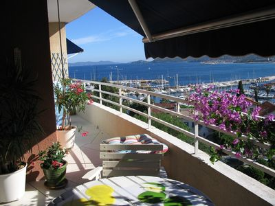 Photo for Attractive fully equipped apartment, sea views, close to beach and town center