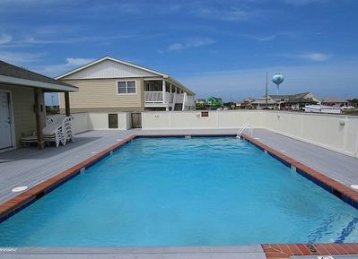 Complimentary Use of the Pool at Sea Gull Motel