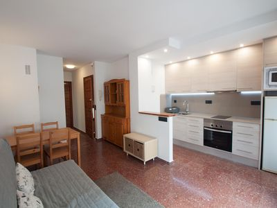 Photo for Nice Apartment close to the beach (20 meters) in the center of Lloret de Mar.