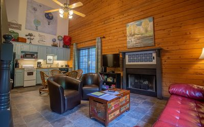 Photo for Day Dreamer - Darling 2 Bedroom Pet friendly Cabin at Fall Creek Resort