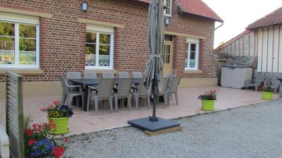 Photo for 3BR Chateau / Country House Vacation Rental in Hubersent, CANCHE AUTHIE