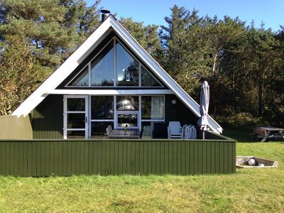 Photo for Sdr. Vorupør, Thisted. Lovely holiday cottage located near the North Sea