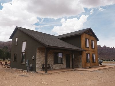 Photo for Breccia-Brand New Home Sleeps 16! Ten Minutes From Downtown Moab!