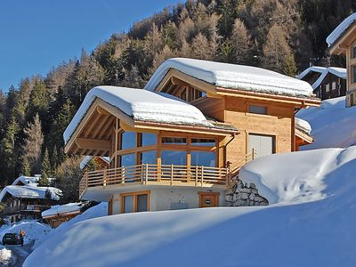 Photo for Vacation home Chalet Aquarius  in Nendaz, Valais - 10 persons, 5 bedrooms