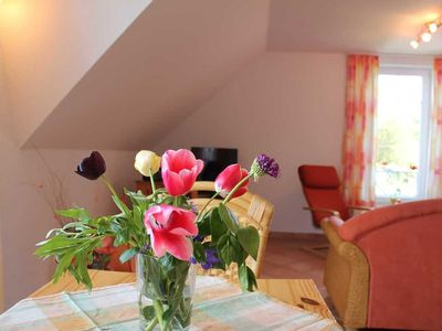 Photo for 3-room apartment with balcony up to 5 pers. - Apartment 3-room-STRANDLIEBE