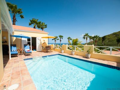 Photo for Discounted spring prices & FREE Cancellation-Private Pool with Ocean View.