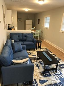 Photo for Atlantic Beach 2 Bedroom 2 Full Bath Unit - Just steps from the beach!