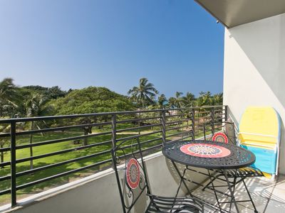 Photo for Ocean and Diamond Head view suite w/balcony