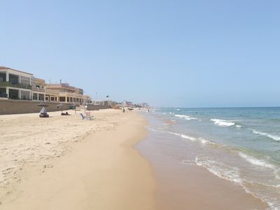 Photo for Self catering Playa de Piles for 4 people