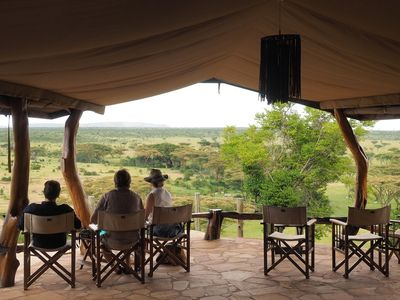 Basecamp Eagle View - Near Naboisho Conservancy
