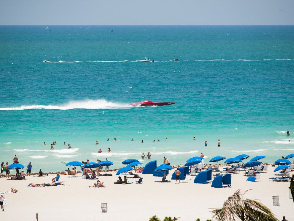 South Beach Is The American Riviera World Renowned Excitement At Your Doorstep