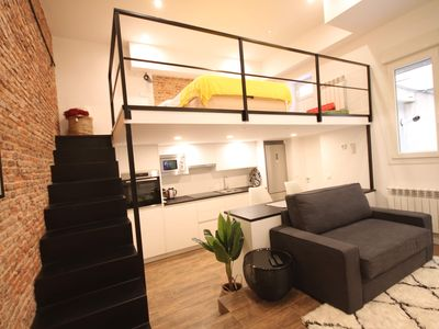 Photo for Cosy mini-loft in Goya