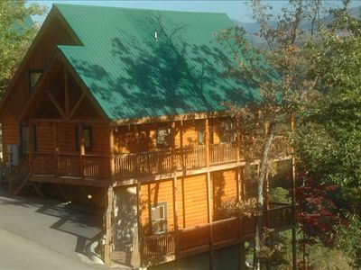 Fresh Air Cabin -- Pigeon Forge, Tennessee