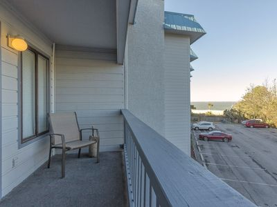 Balcony with partial view of Bay
